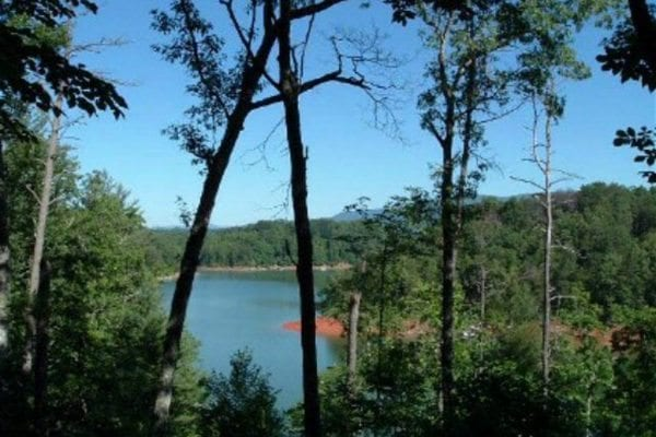 Lot 39-3 Fontana Lake Dr.