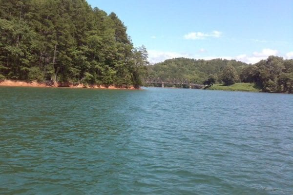 Lot 52-3 Lakeview Trail-Fontana Lake – Under Contract